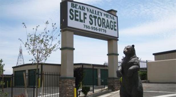 Bear Valley Mesa Self Storage