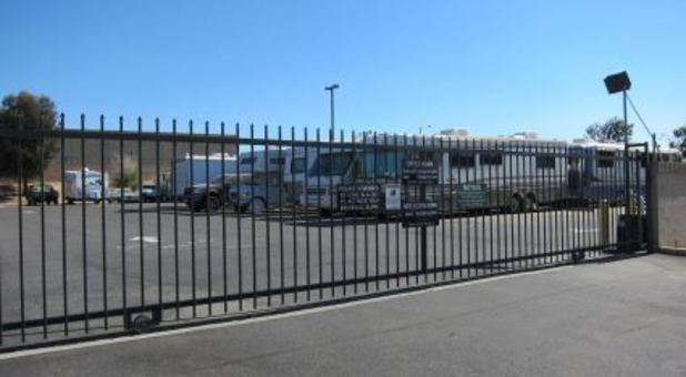 Gated Storage in Victorville, CA