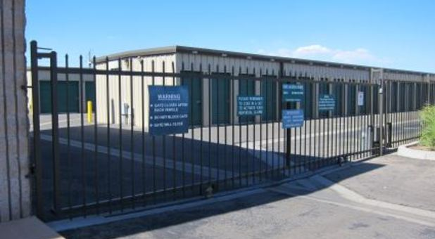 Storage Facility in Victorville, CA