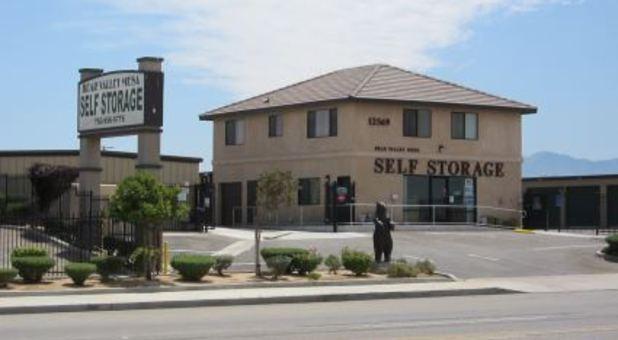 Storage Facility in Victorville, CA