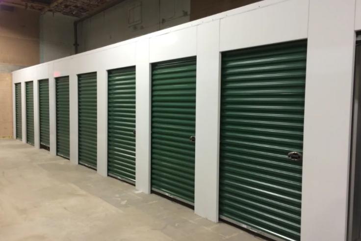 Kezar Falls Safe Storage
