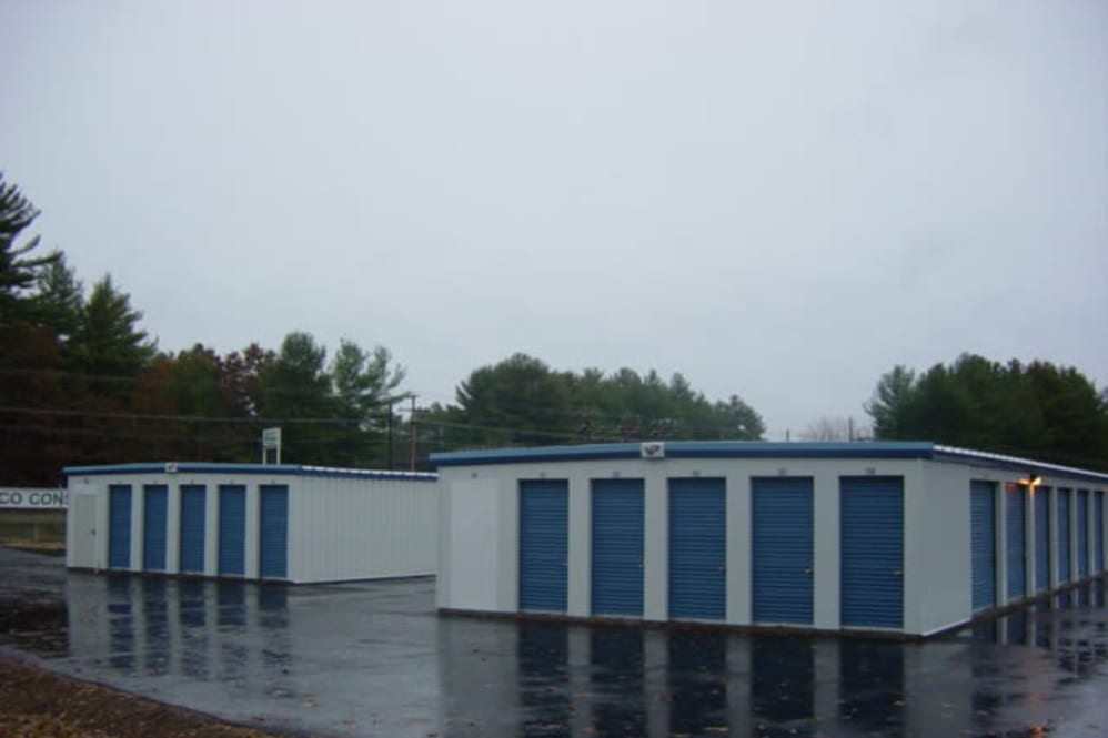 climate controlled storage Springvale, ME