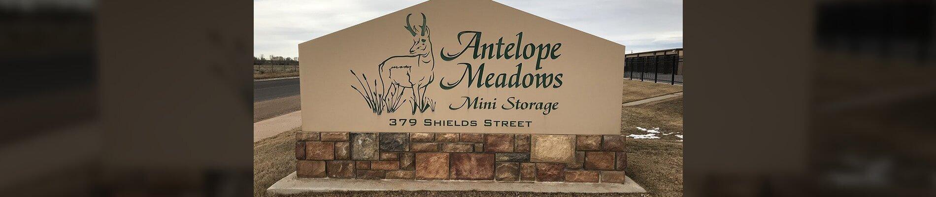 antelope meadows mini storage office