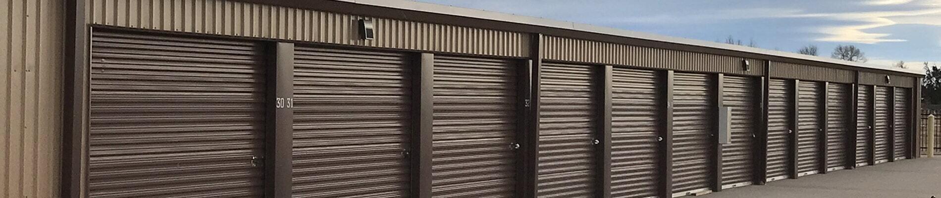 outdoor storage units in Laramie, WY