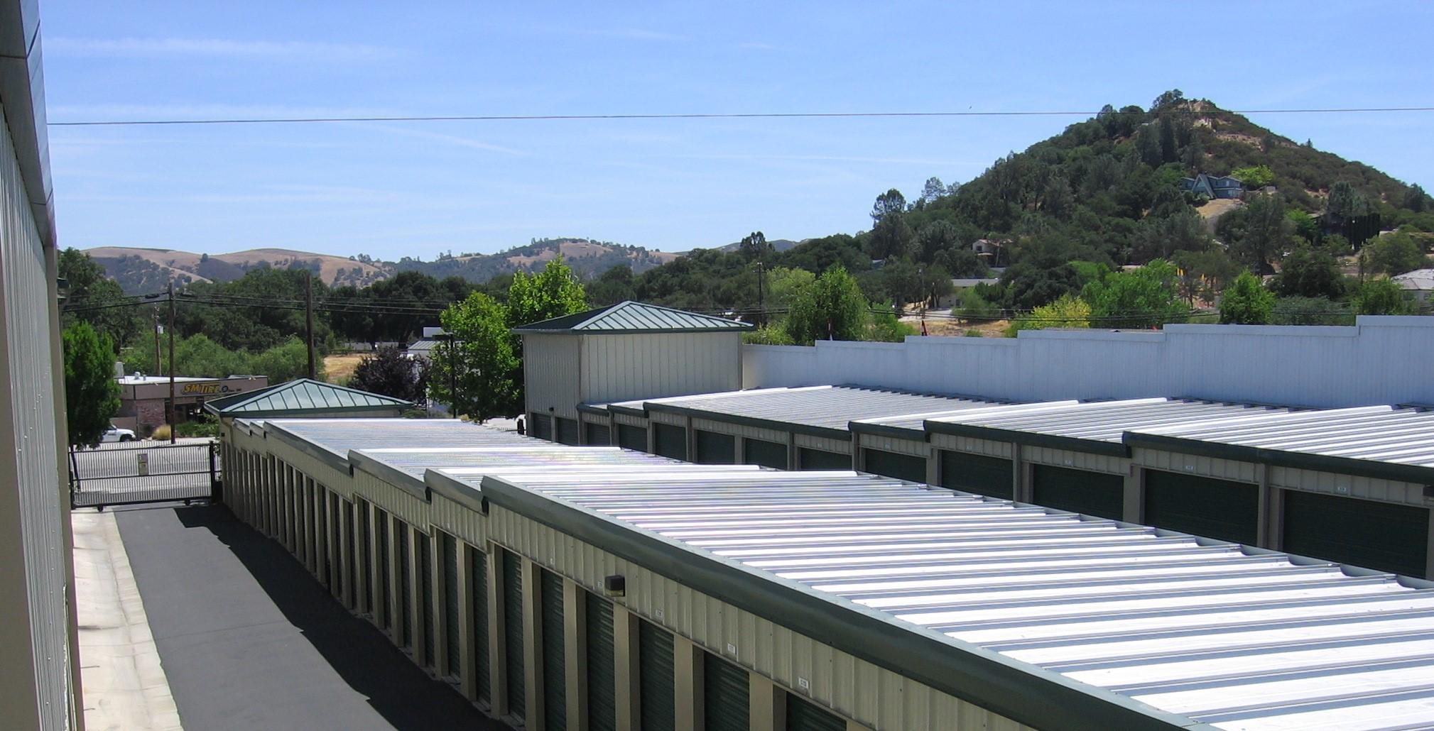 Self Storage in Atascadero, CA