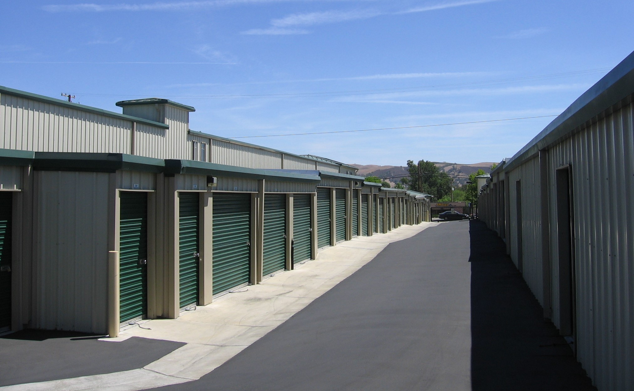 Storage Facility in Atascadero, CA
