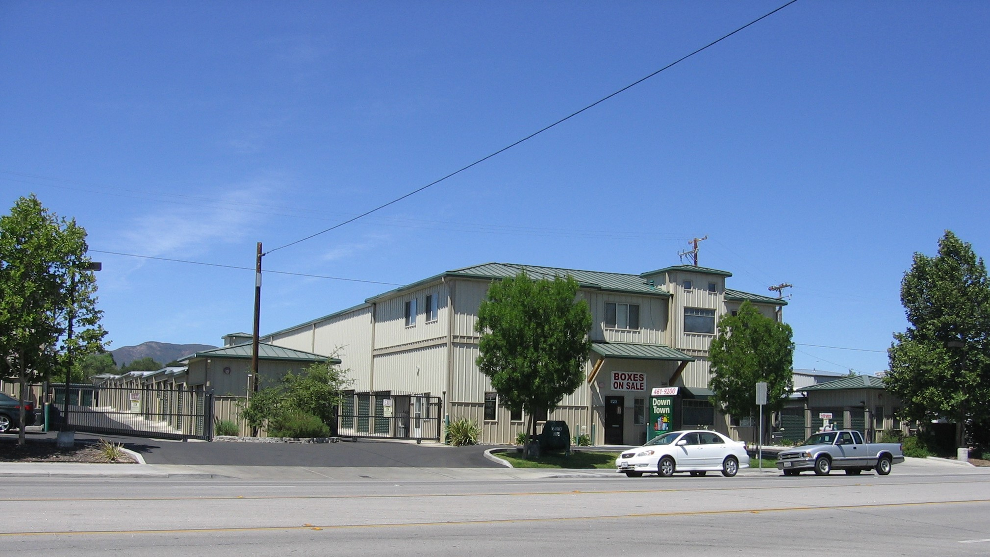 Storage in Atascadero, CA