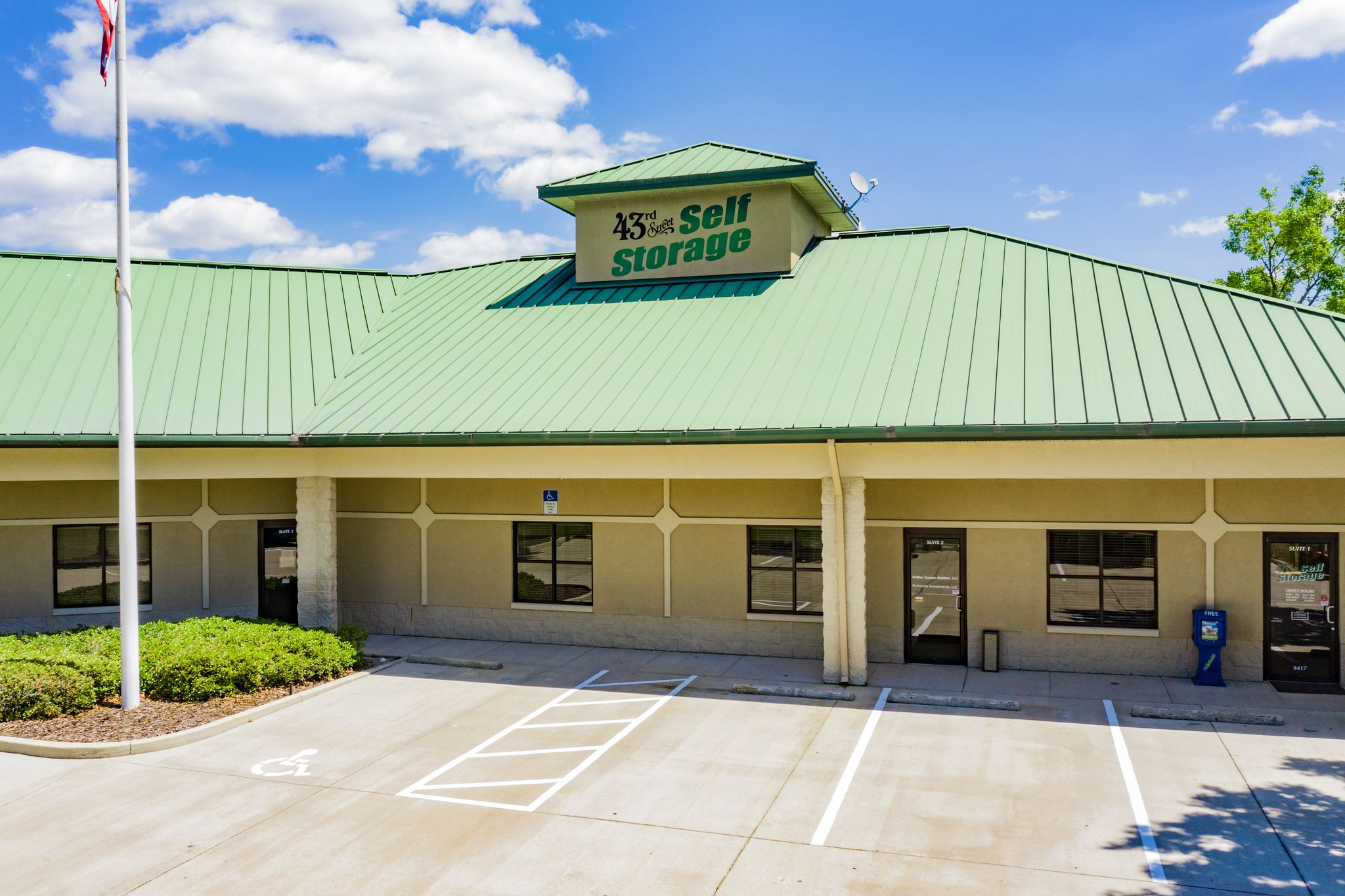 Self storage in Gainesville, FL