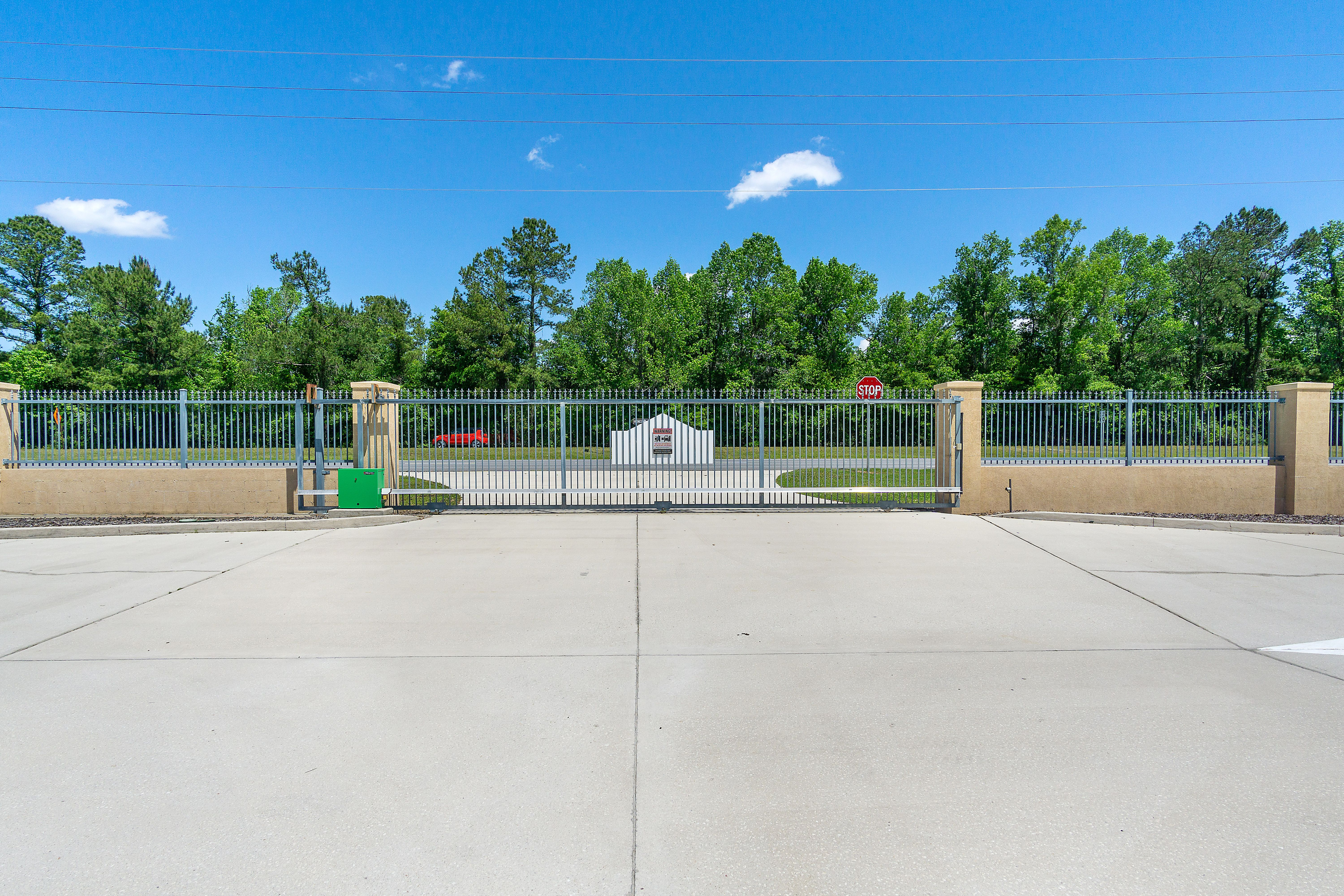 Gated facility in Gainesville, FL