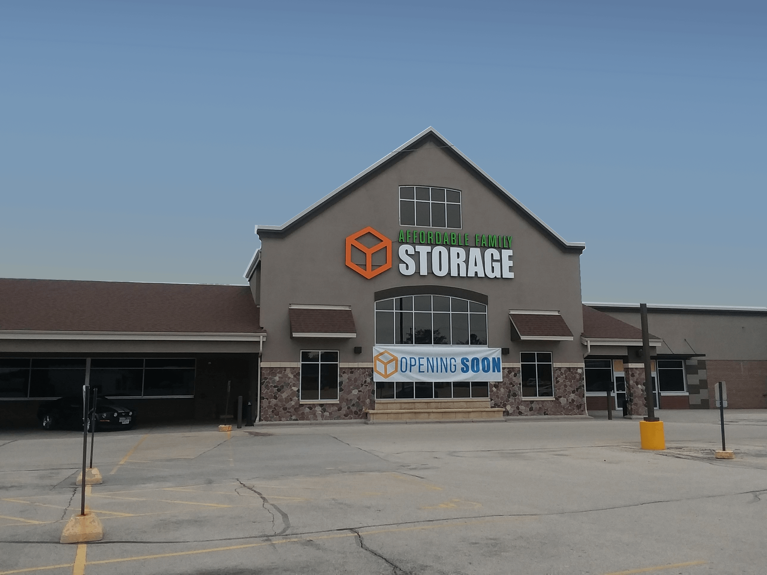 Affordable Family Storage - Cudahy