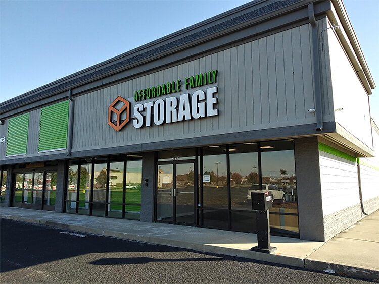 Affordable Family Storage - Lafayette