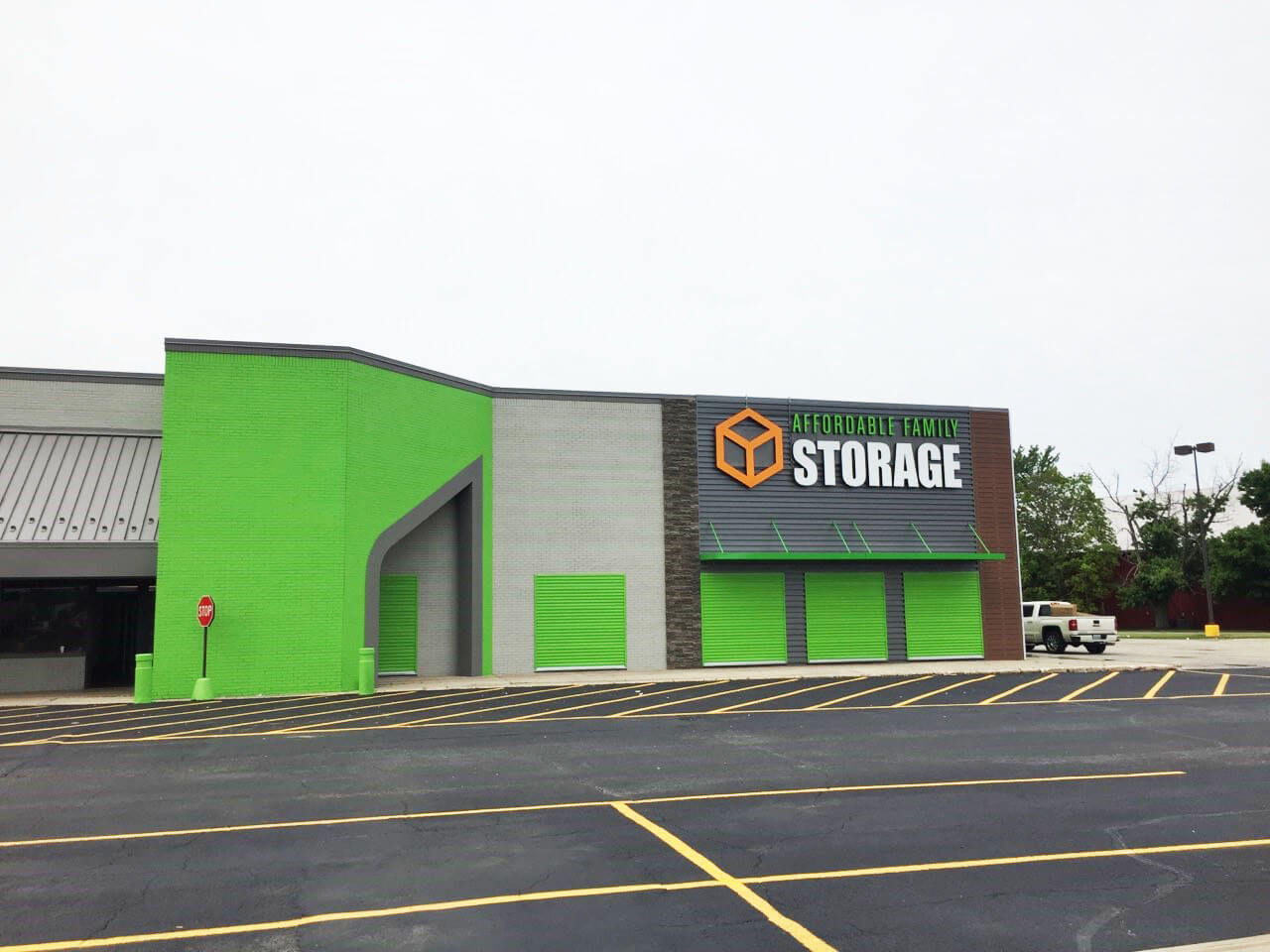 Affordable Family Storage - Muncie IN