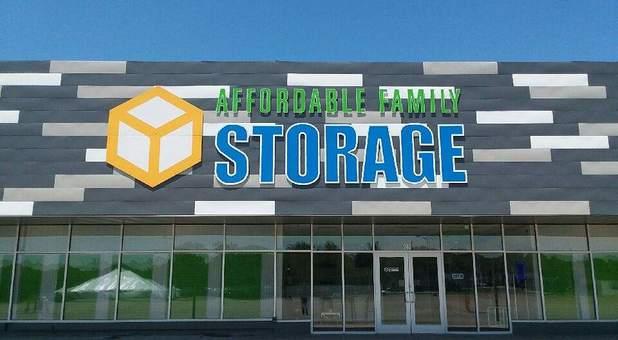 Affordable Family Storage - Leavenworth