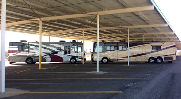 RV Parking in El Mirage, AZ
