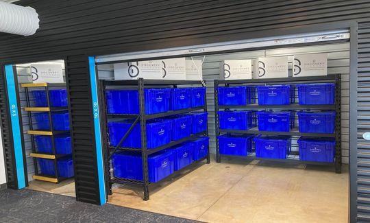 Discovery Storage Bentonville Crates