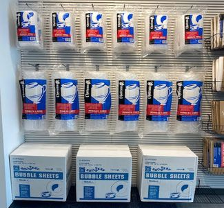 Tape and Other Packing Supply Merchandise