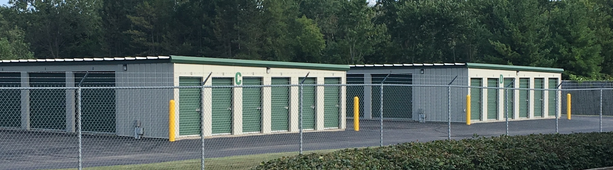 Best Space Storage building