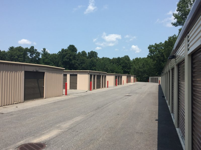 Drive up Acces Self Storage