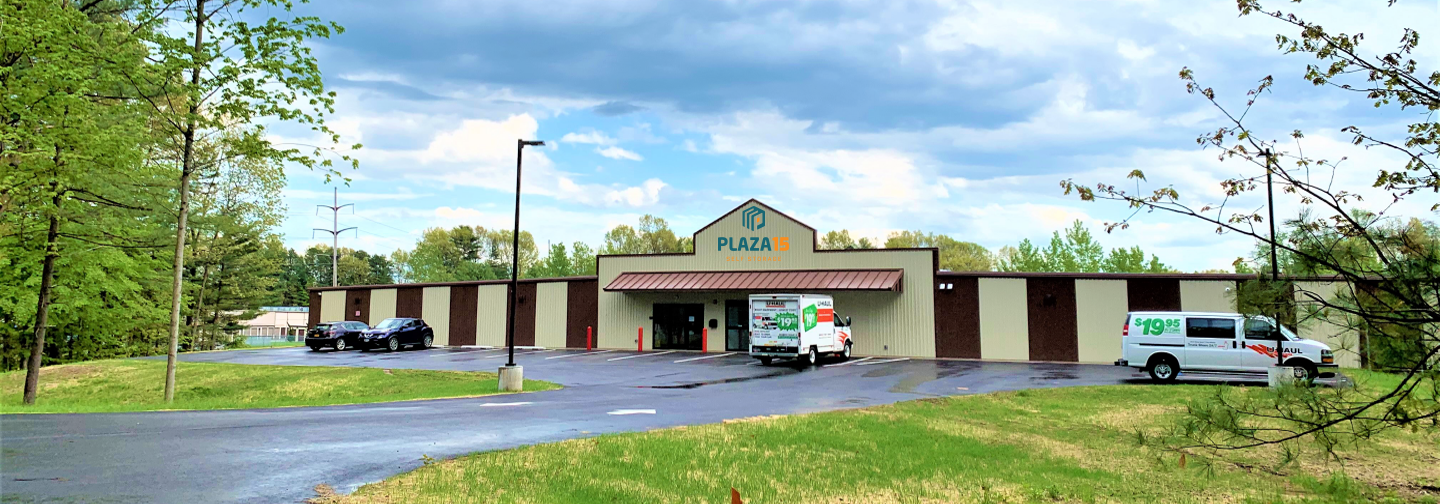 Plaza 15 Self Storage Saratoga Springs