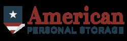 American Personal Storage logo