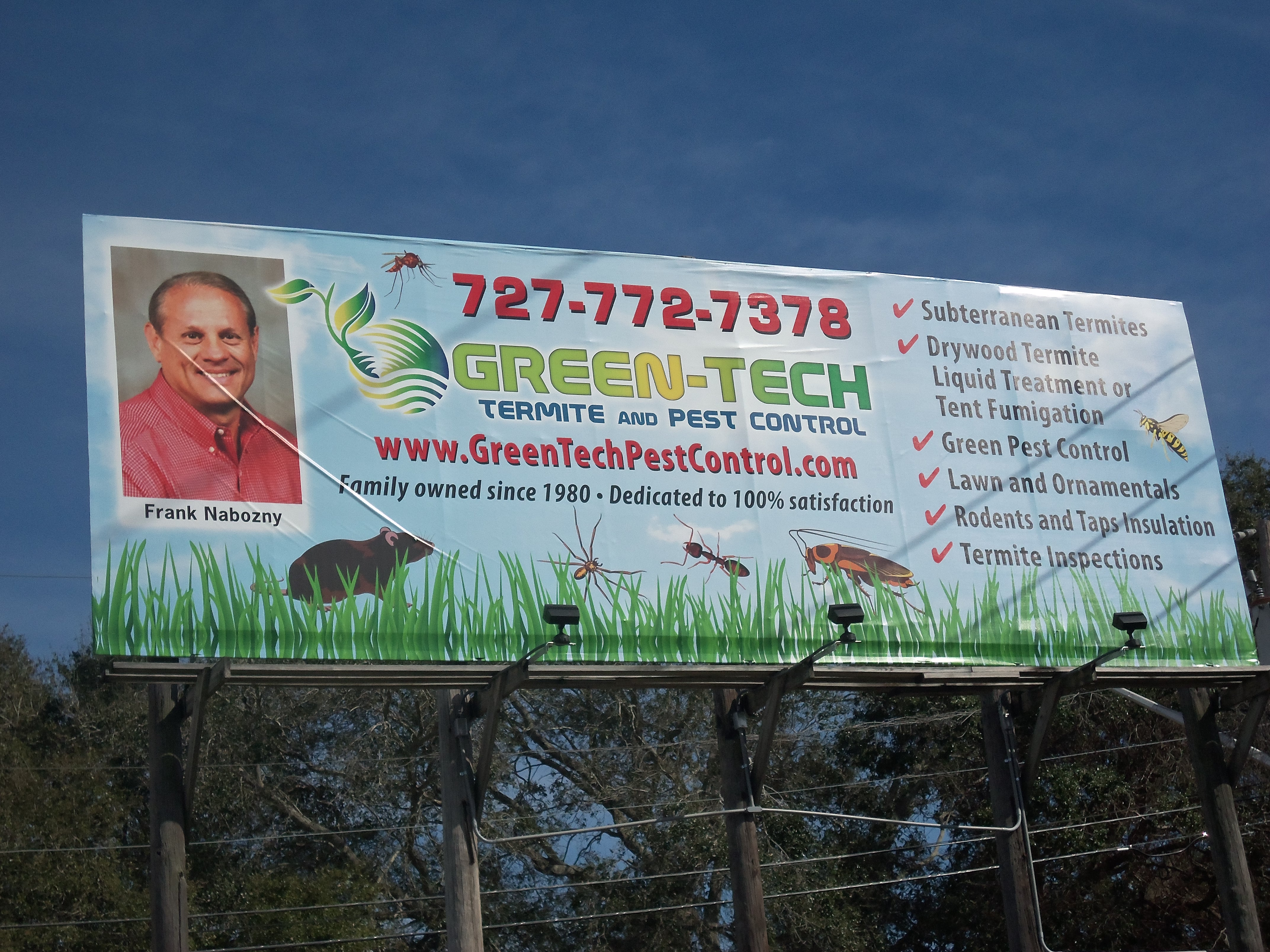 Bill Board Advertising