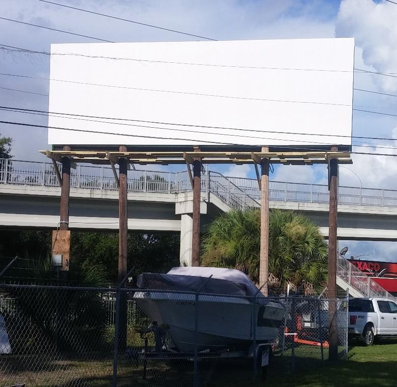 Billboard 10 high x 33 wide