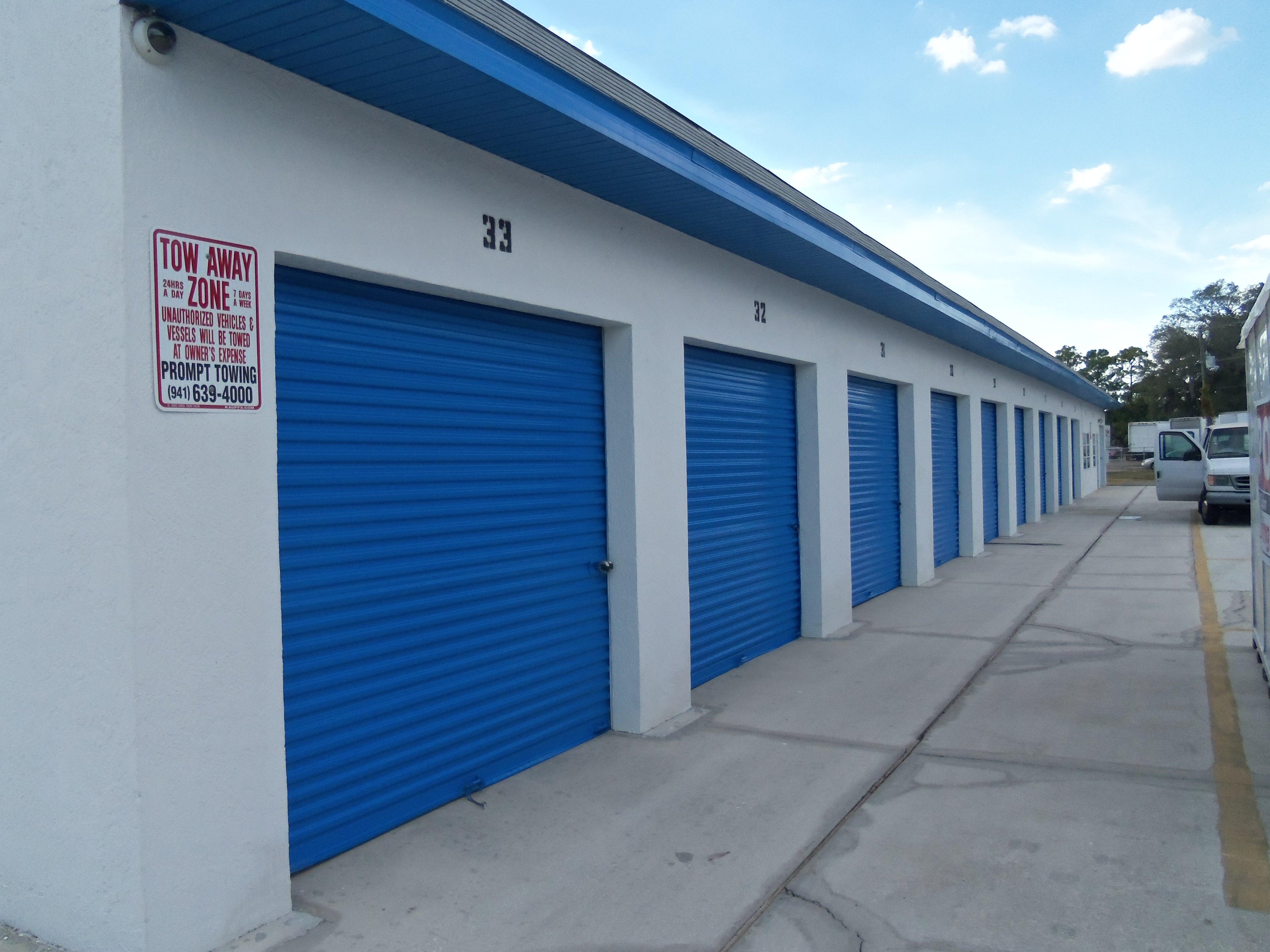 self storage in North Port, FL