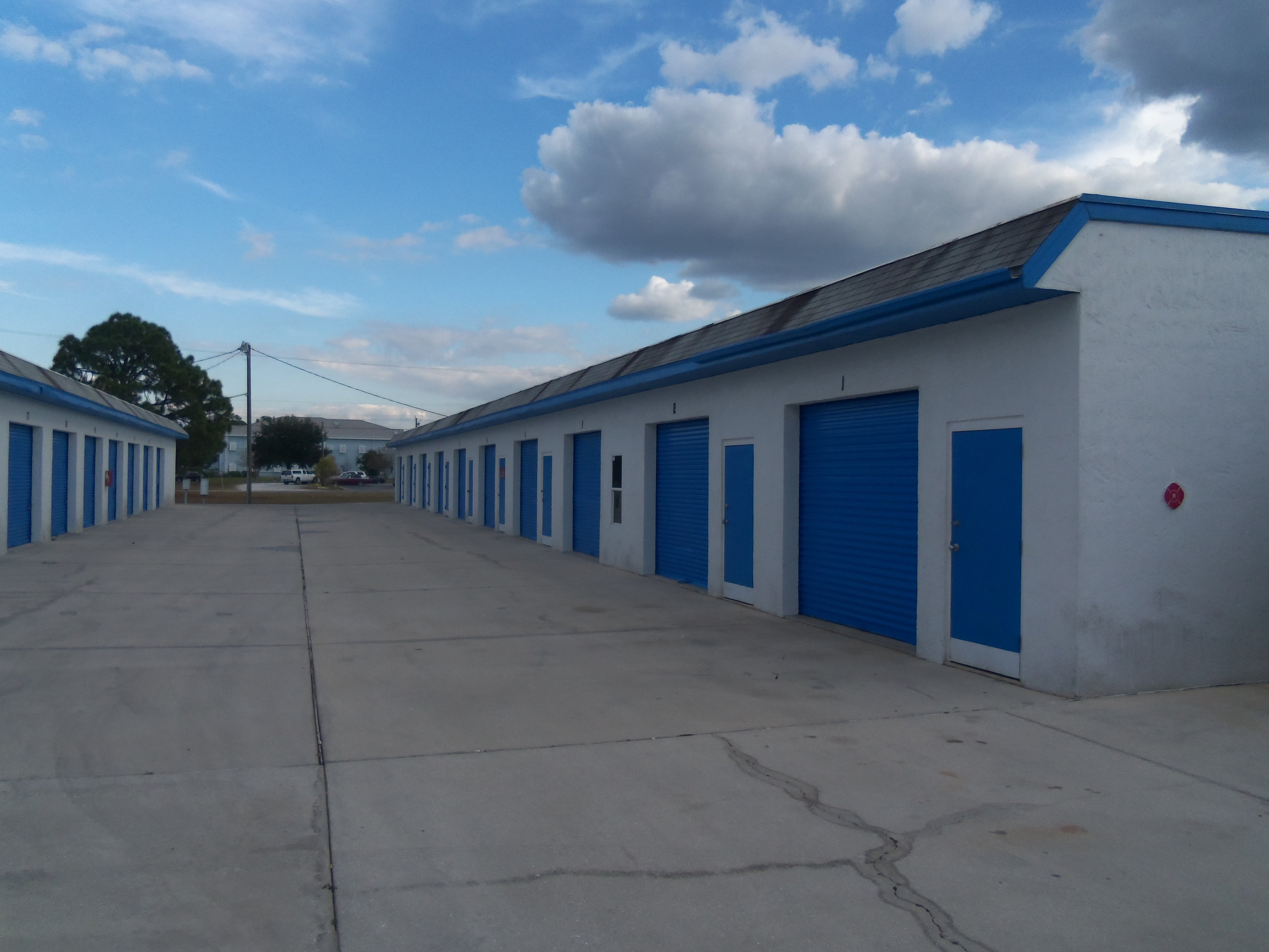 outdoor storage in North Port, FL