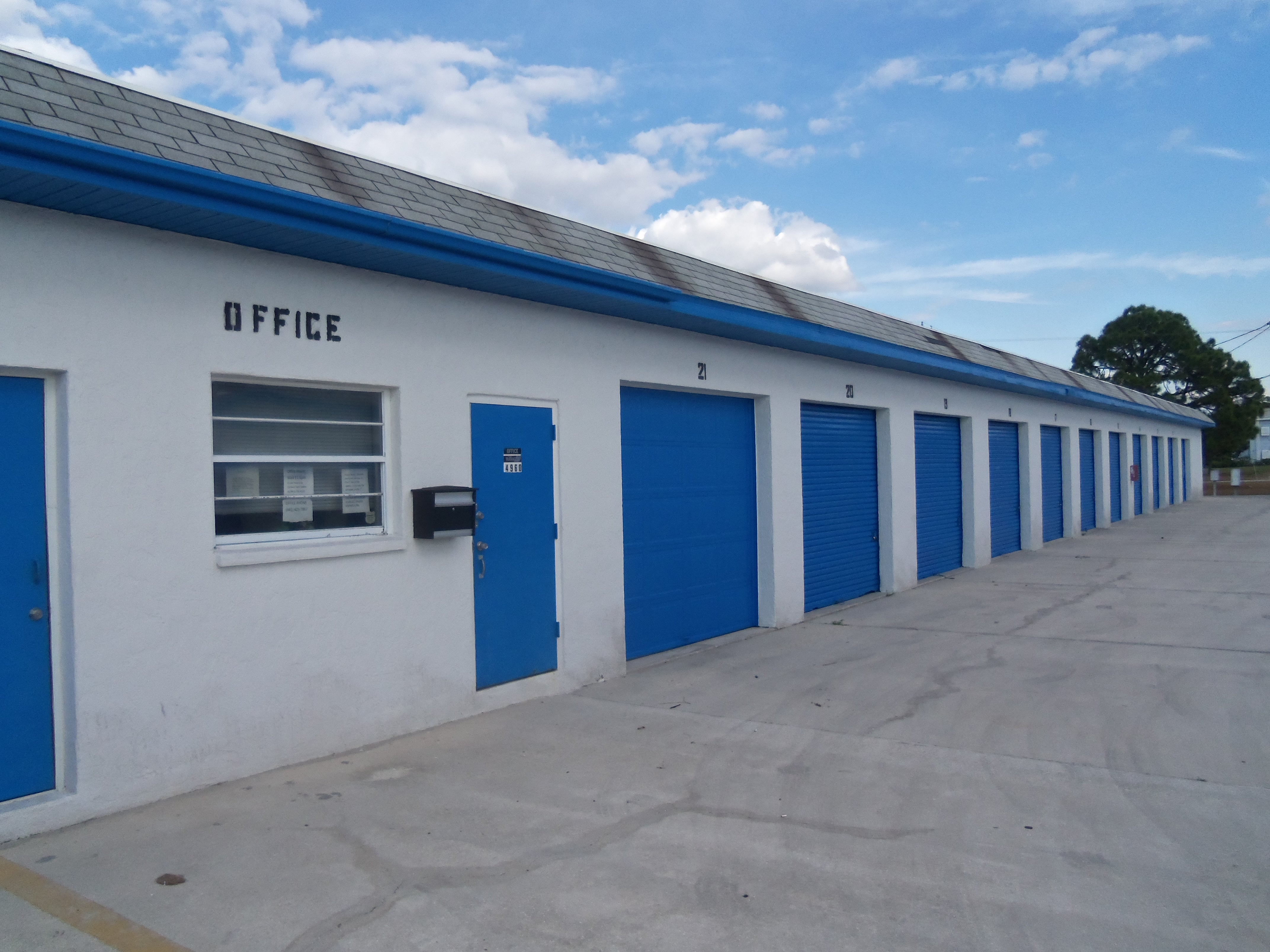 secure storage in North Port, FL
