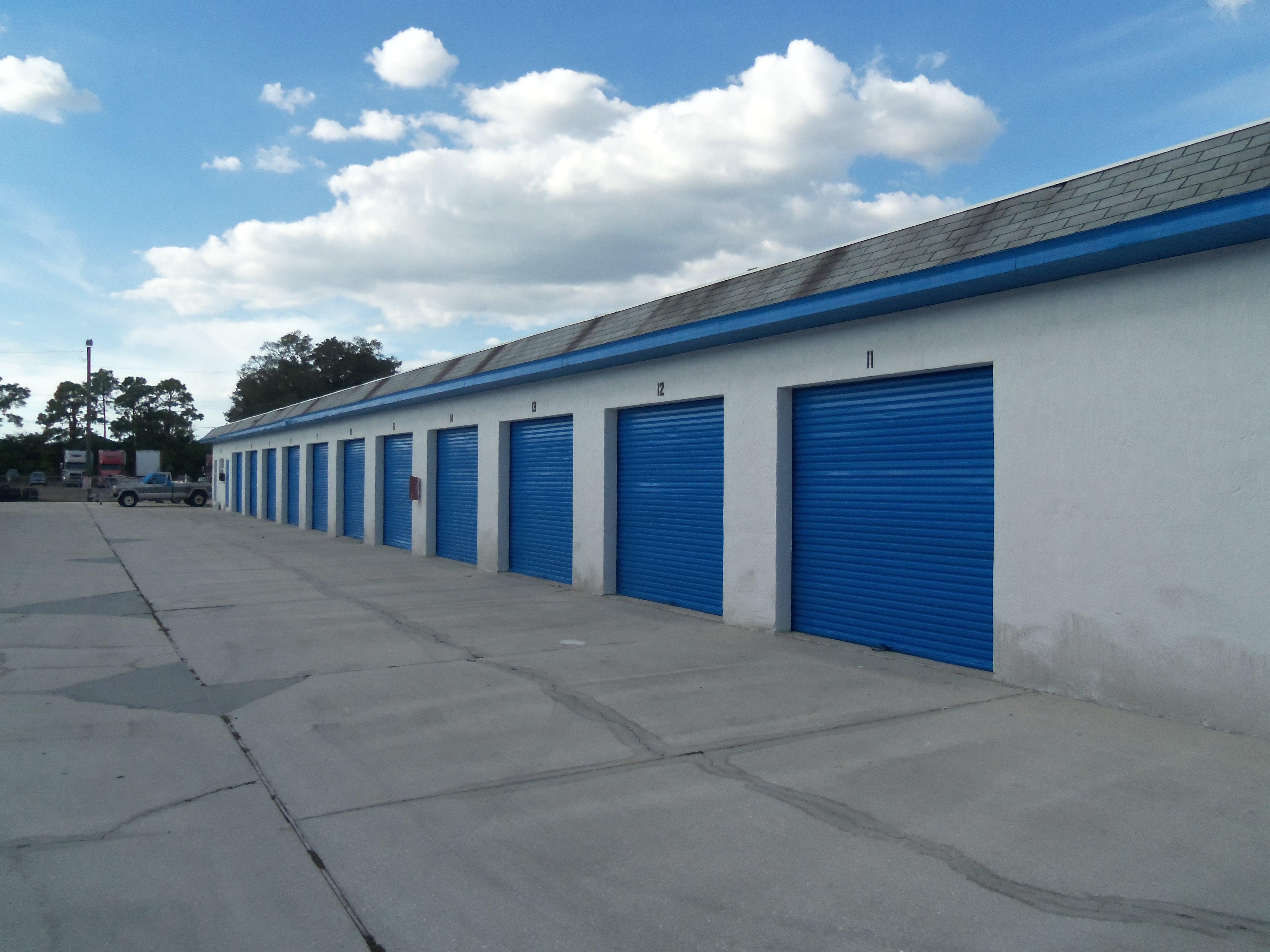 boat storage in North Port, FL