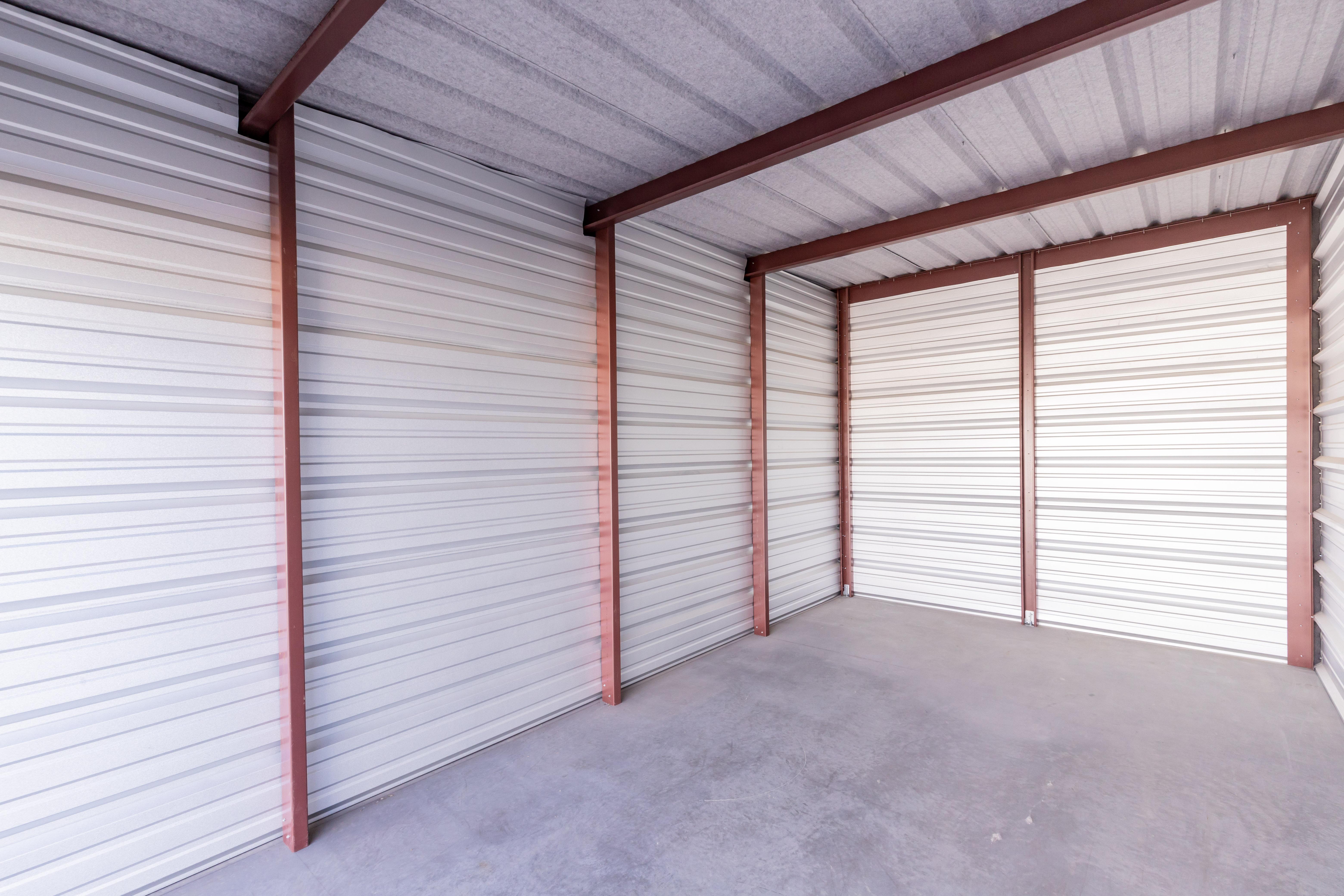 Inside Storage Unit Helena, MT