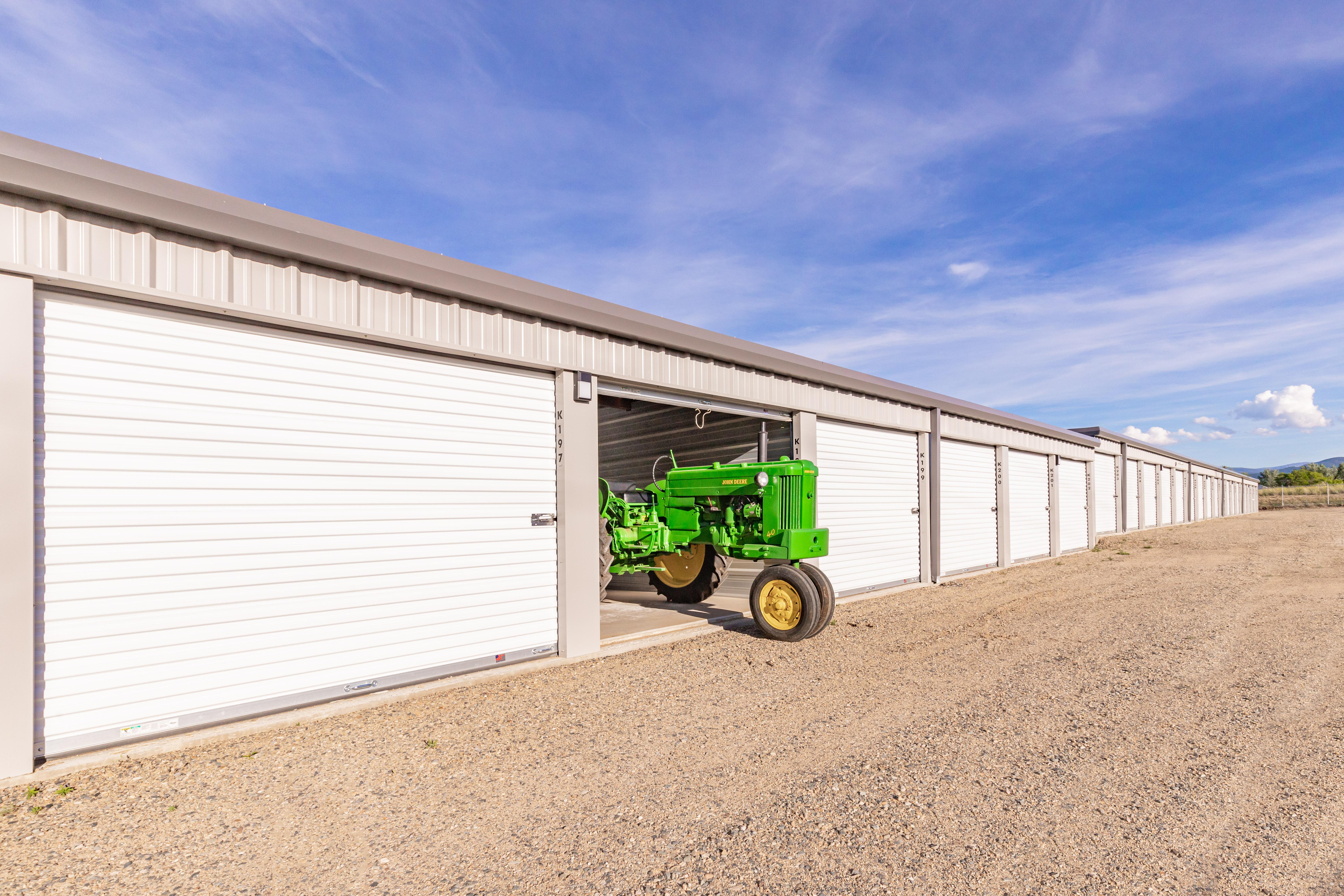 Drive up Storage Helena, MT