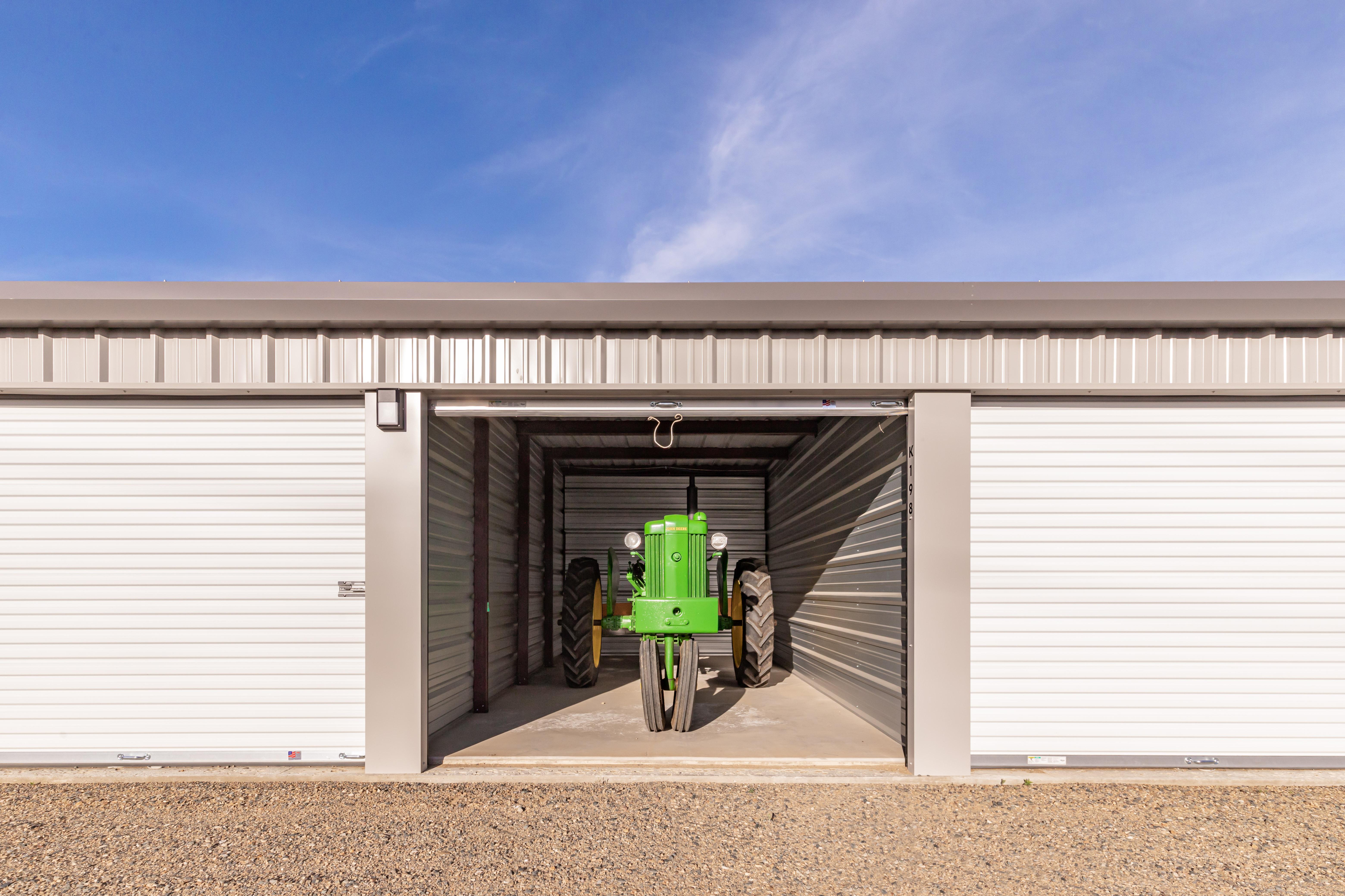 Tractor storage Helena, MT