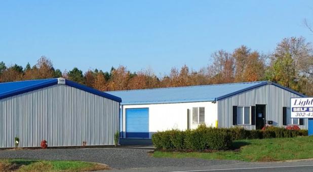 Self storage facility in Selbyville, DE