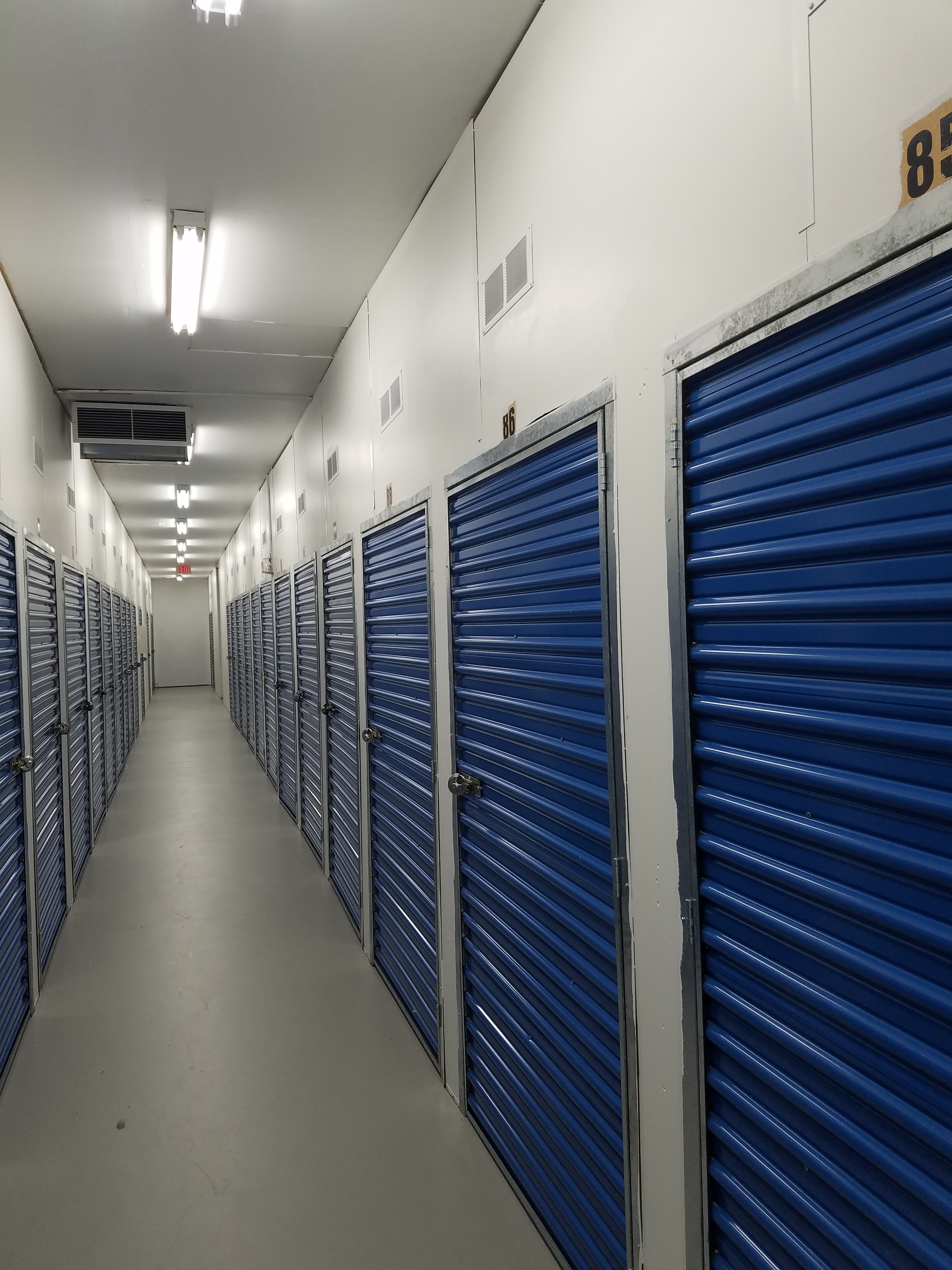 interior storage units Beaverton, OR