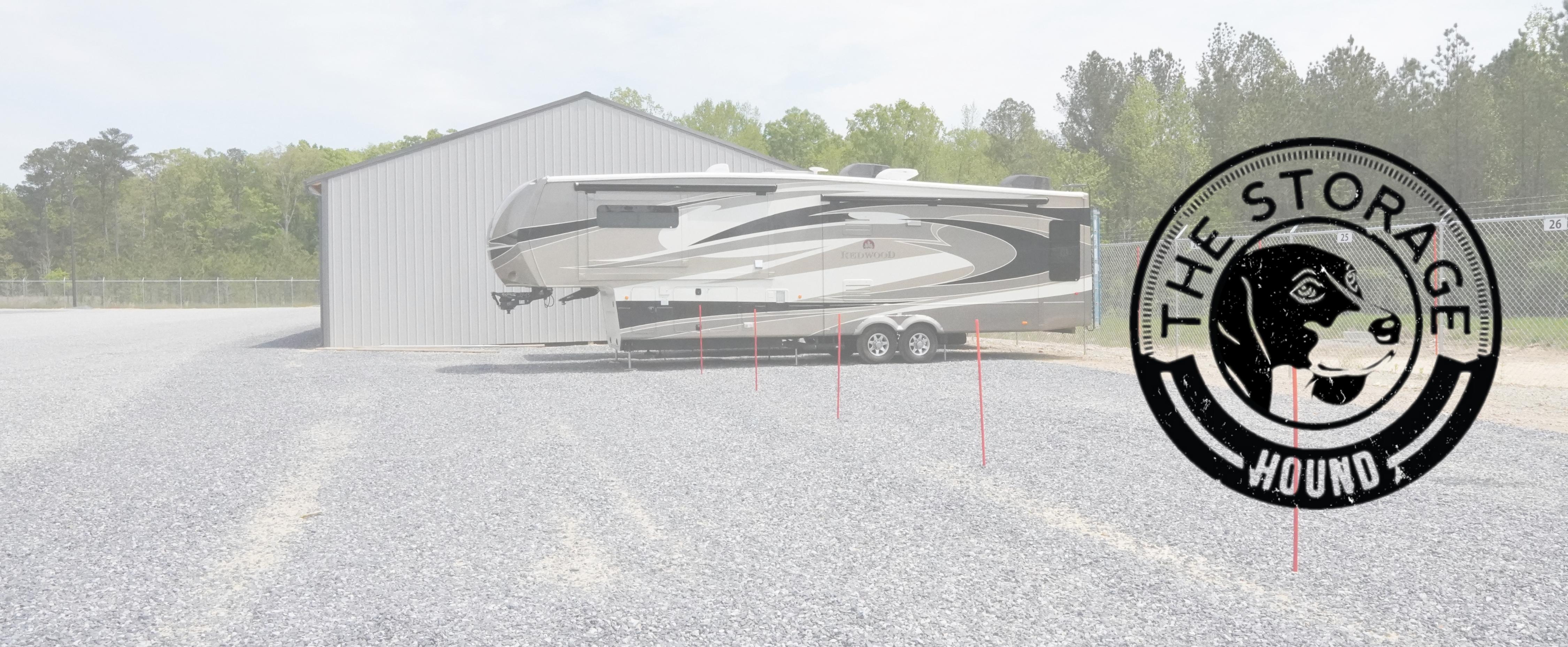 The Storage Hound Boat & RV Parking