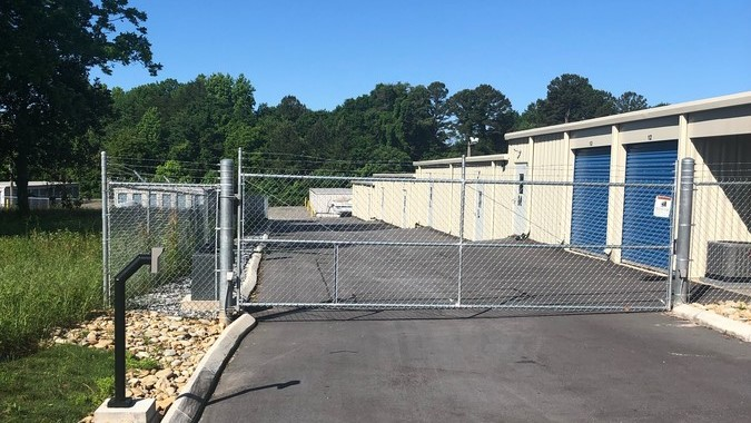 Gated Self Storage in Duncan, SC