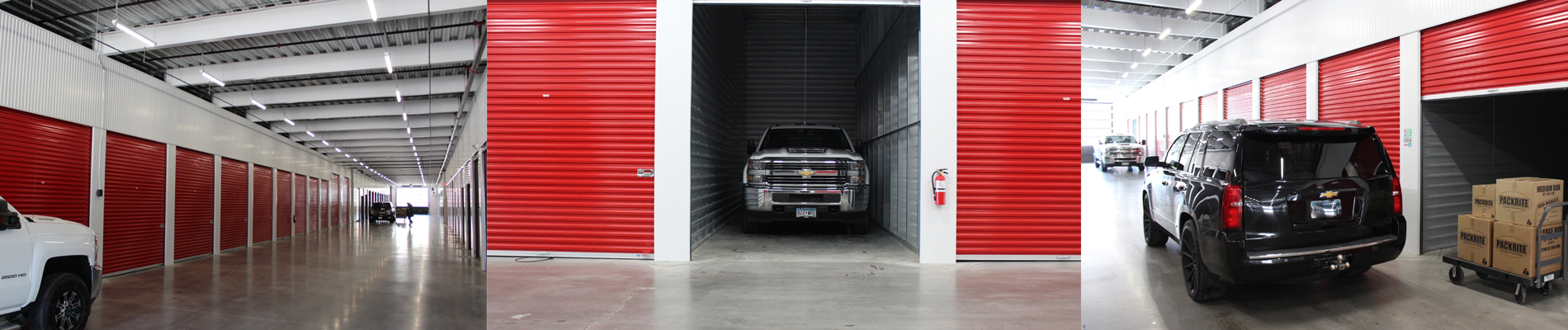 Indoor Vehicle Storage Units Prior Lake MN