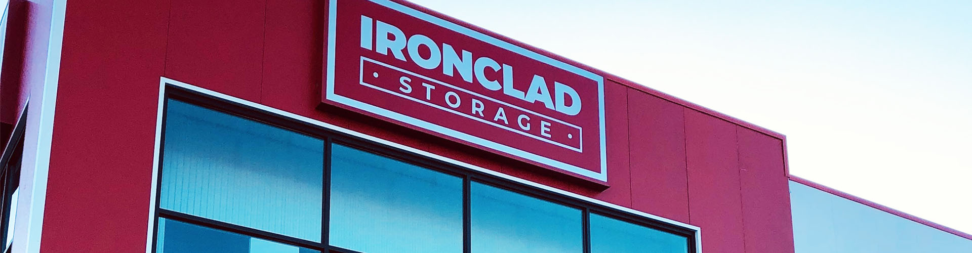 Exterior Ironclad Storage in Prior Lake MN