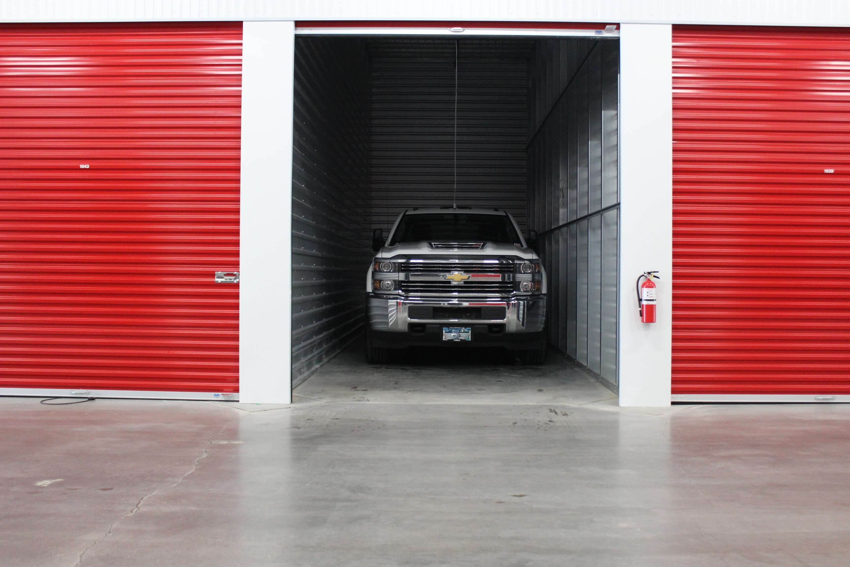 Drive-Through Storage Units Prior Lake MN