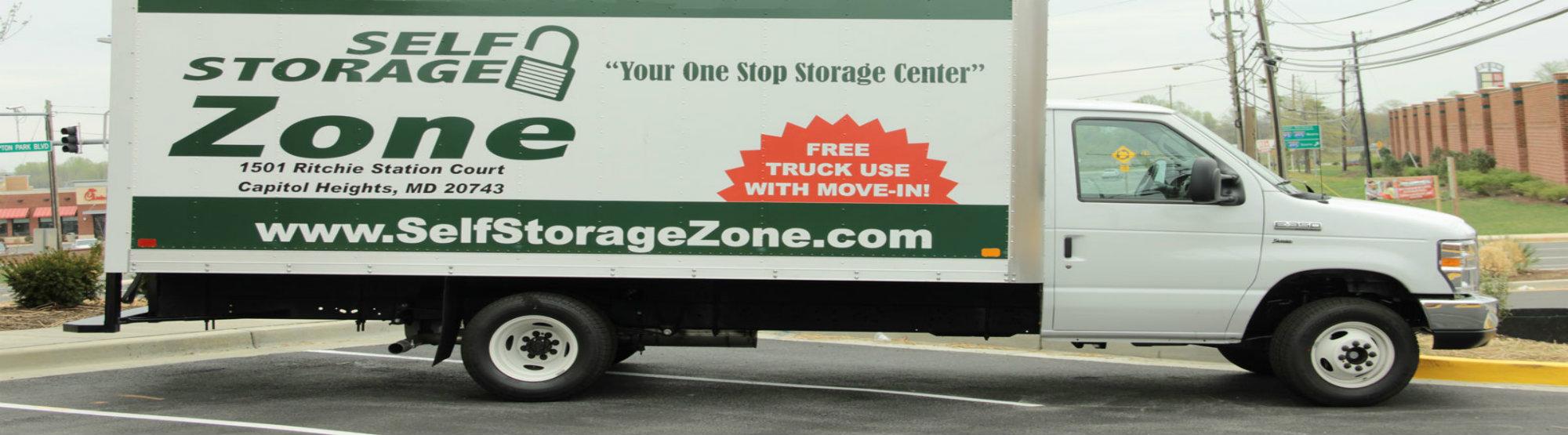 Move In Truck