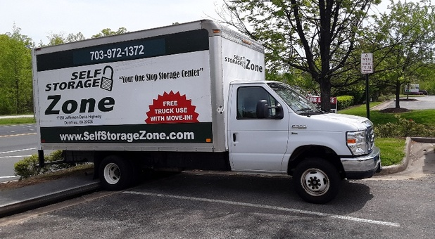 USE OUR TRUCK FREE TO MOVE IN!