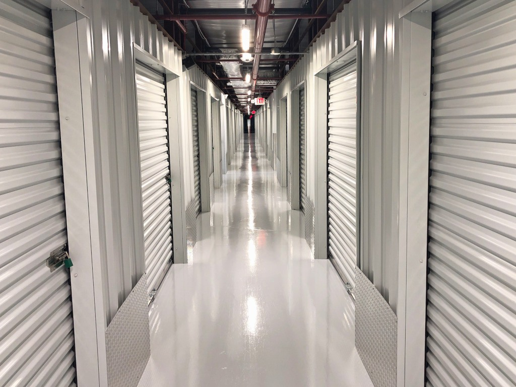 storage hallway
