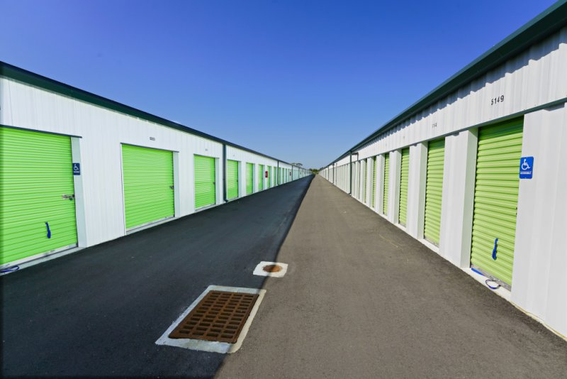 Drive Up Climate Controlled Storage