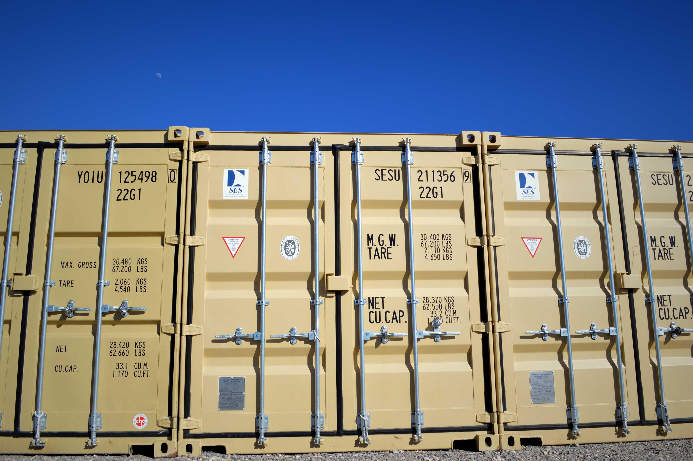 portable storage units exterior Gillette, WY