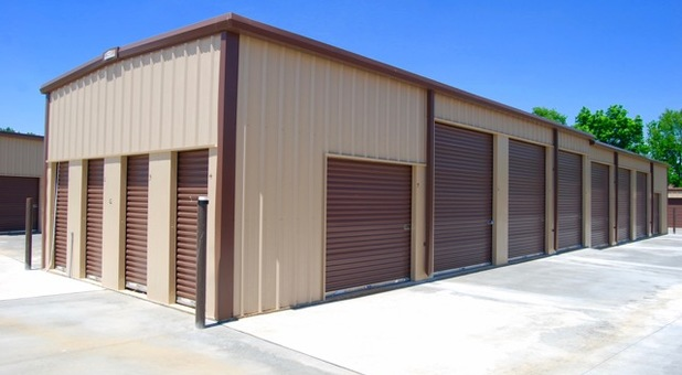 Self Storage units at Select Storage