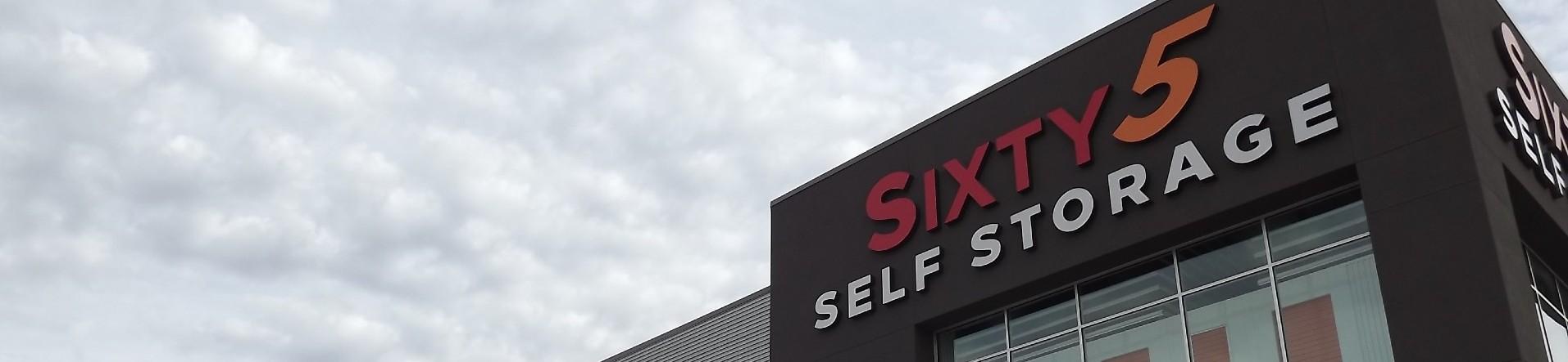Sixty5 Self Storage day