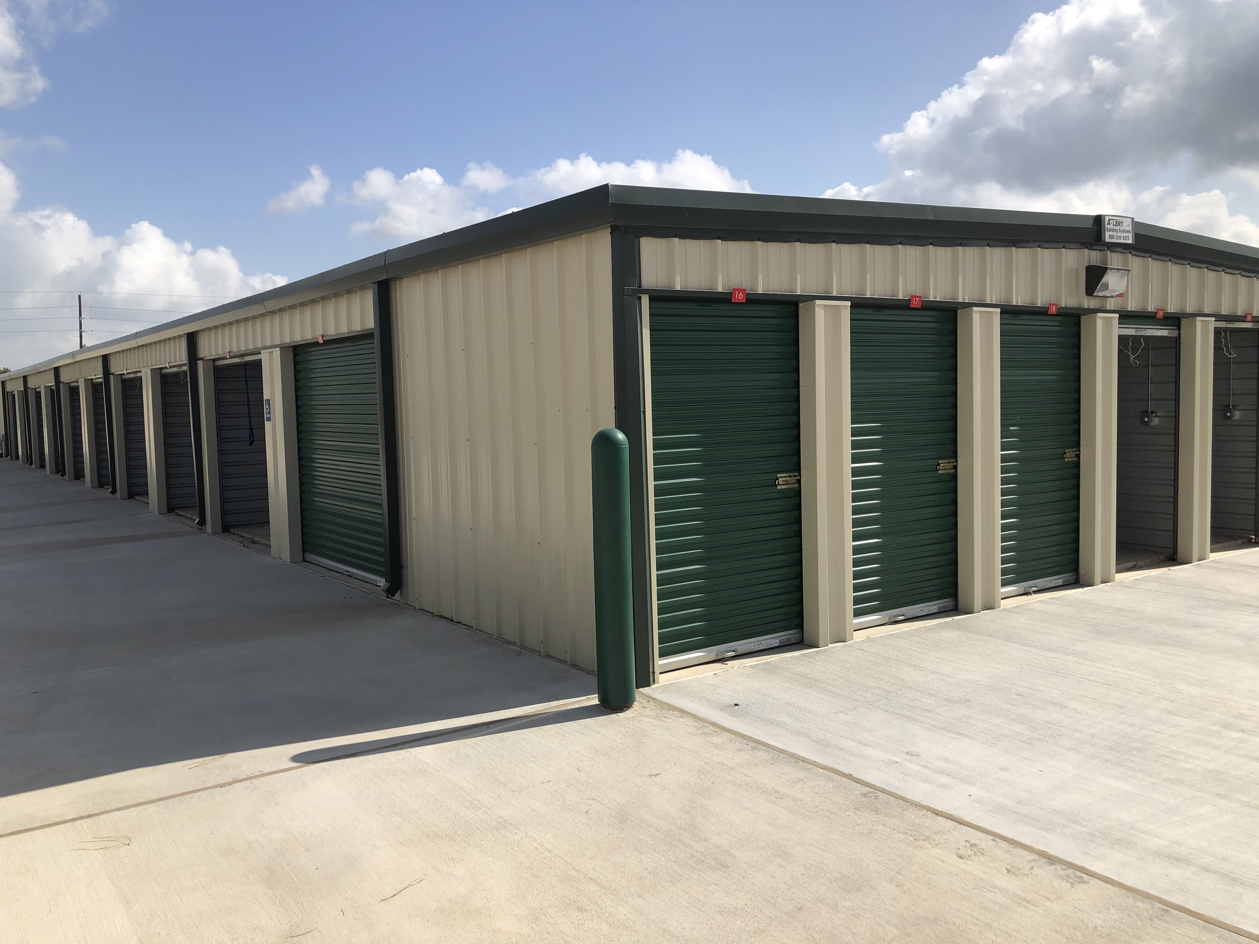 Kathy's Kampground & Storage in Sealy, TX