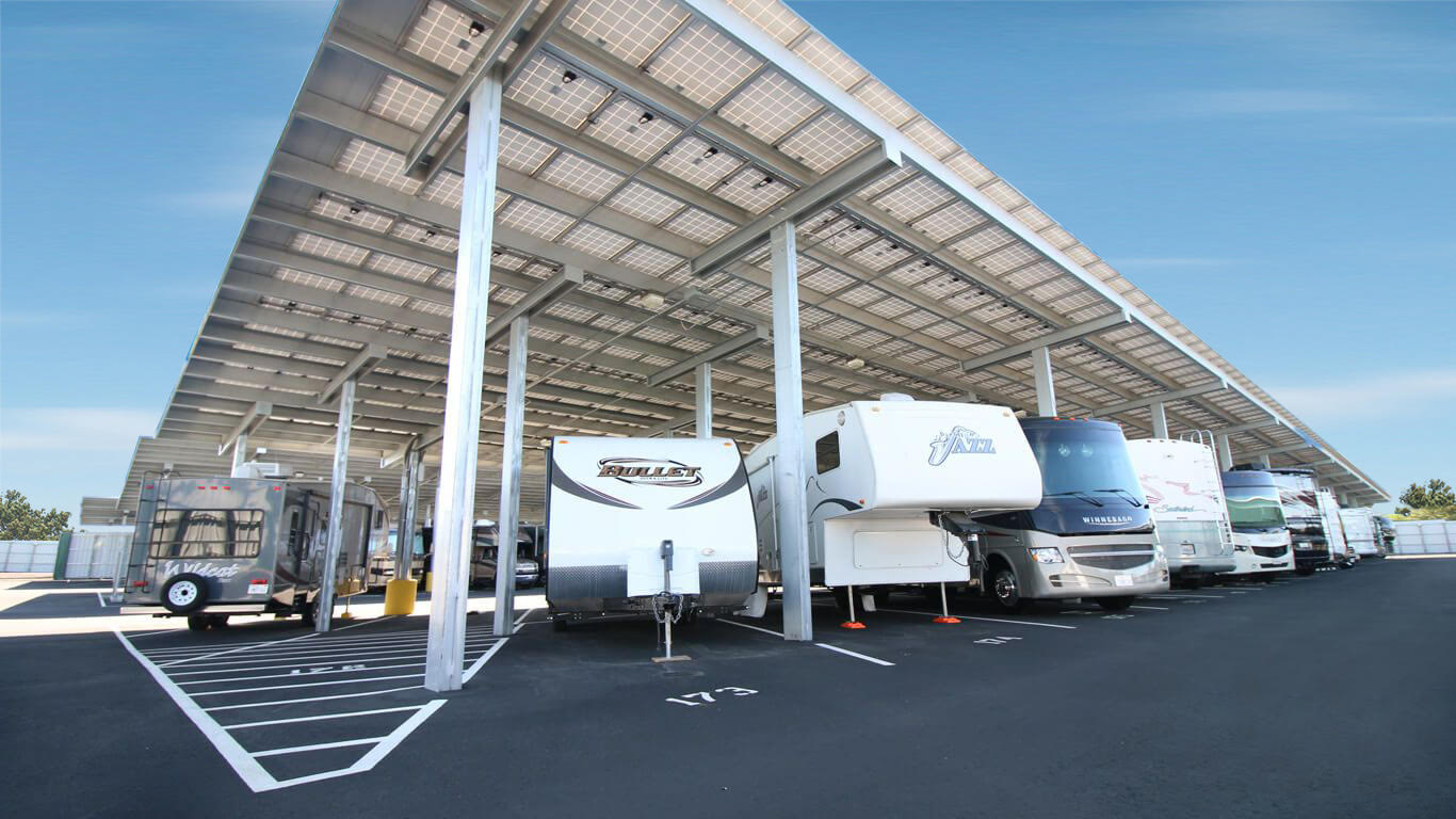 boat and rv storage in Fort Myers, FL