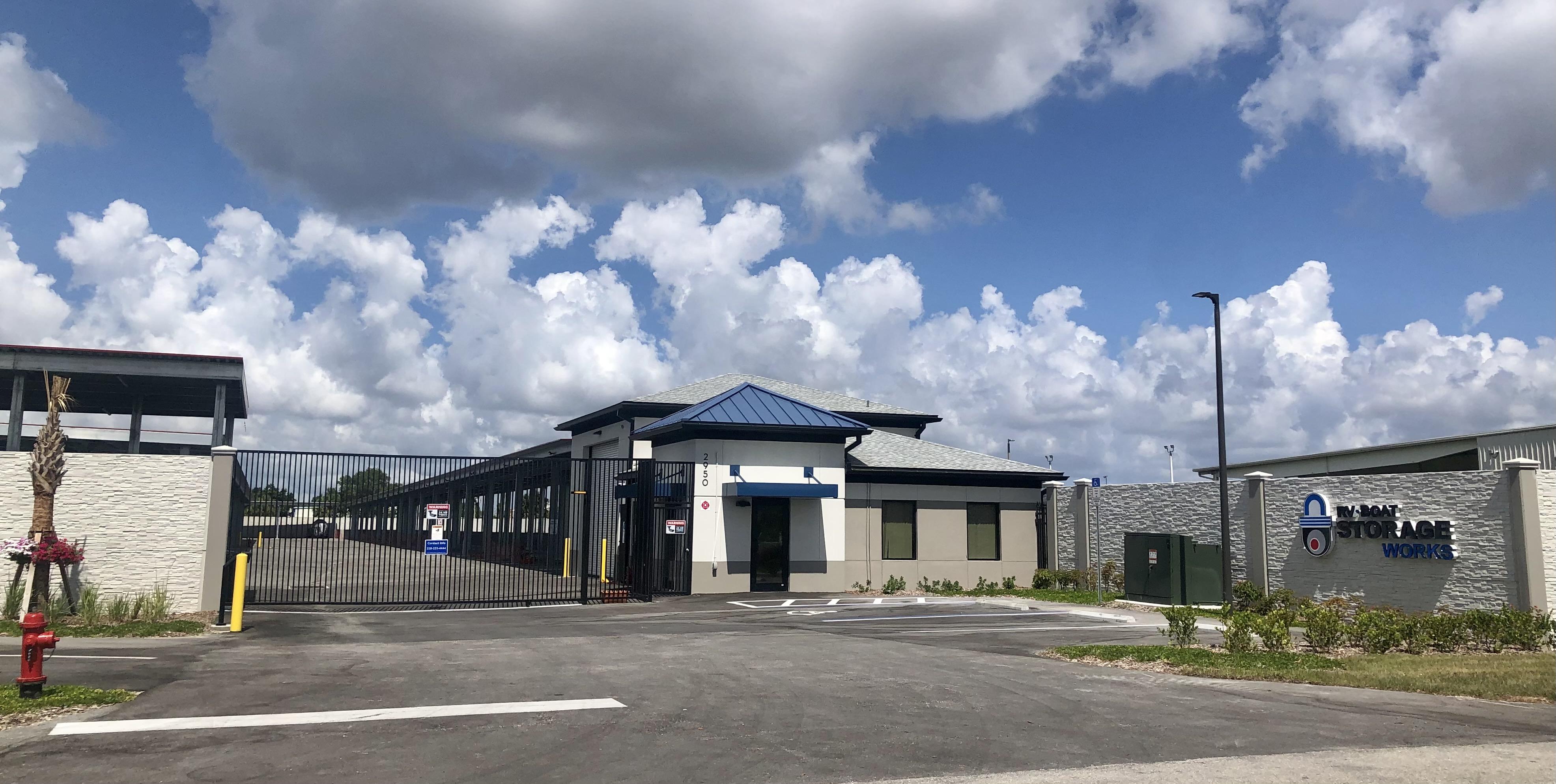 RV storage Southwest Florida